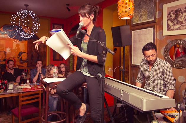 Mireia Calafell y Miguel Marín. Fotografías by Frederic Navarro
