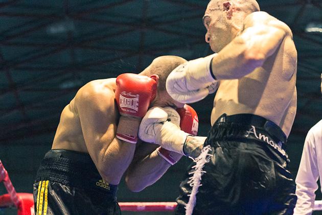 Velada de boxeo. Kiko Amarillo Vs Vitaly Shivanov. Photos by Frederic Navarro Cifani