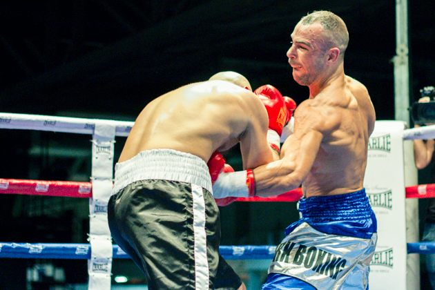 Chaca Vs Mariusz Biskupski. Photos by Frederic Navarro