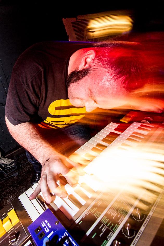 Fabuloso Combo Espectro. Photos by Frederic Navarro Cifani