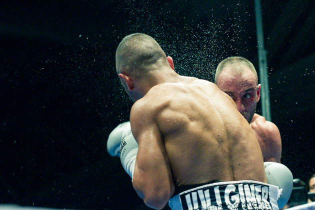 Juli Giner The Rock Vs Ben Jones. Photos by Frederic Navarro