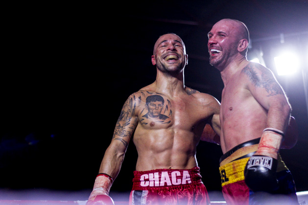 "Isaac Real ""Chaca"" Vs Rafa ""La Roca""chiruta"