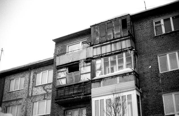 Kirovsk. Photos by Frederic Navarro