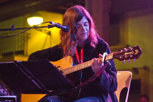 Convergència i Unió a la Fira de Música al Carrer de Vila-seca 2012. Photos by Frederic Navarro