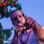 Extraño Weys en Fira de Musica al Carrer de Vila-seca. Photos by Frederic Navarro