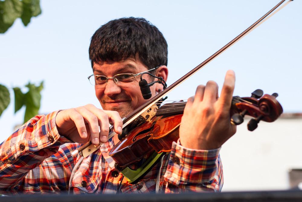 Xebi Sf en Fira de Musica al Carrer de Vila-seca. Photos by Frederic Navarro