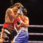 Velada de Boxeo en la Farga del Hospitalet